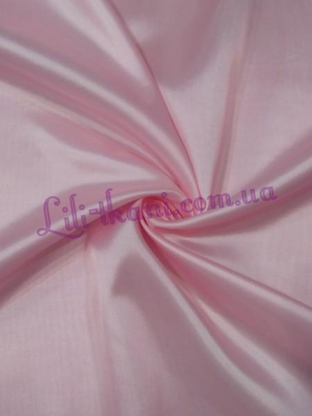 Подкладка розового цвета