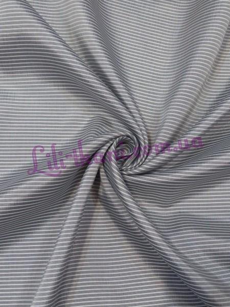 Подкладка серо-белая полоска