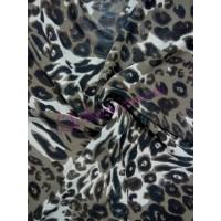 Шифон леопардовый