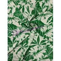 Штапель в пальмовые листья